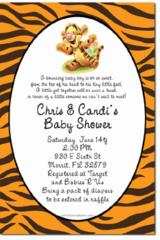 Baby shower invitations design your own baby shower cards do it click to create this invitation animal babies babyshower invitations filmwisefo