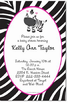 click to create this invitation animal babies babyshower invitations