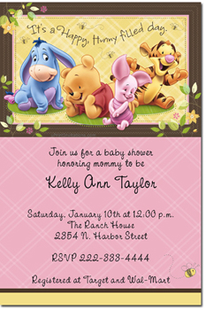 Baby Shower Invitations, Design your own baby shower cards, do it ...