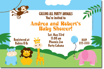 Baby shower invitations design your own baby shower cards do it click to create click to create this invitation stopboris Gallery