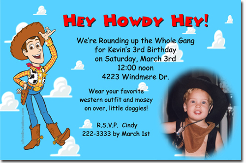 toy story birthday party invitations, candy wrappers, thank you, Party invitations