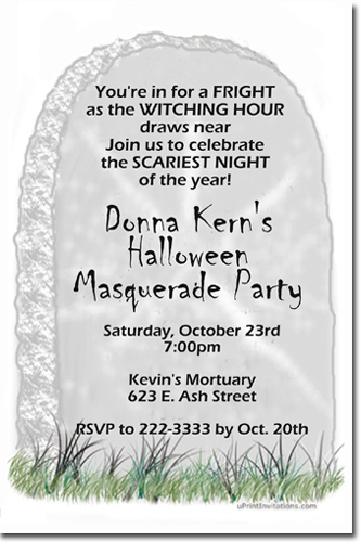 Uprintinvitations halloween party invitations click to create this invitation stopboris Gallery