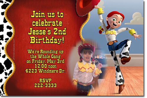 toy story birthday party invitations candy wrappers thank you