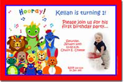 Design online, download jpg immediately DIY baby einstein party birthday Invitations