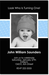 Design online, download jpg immediately DIY party birthday invitations