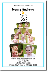 Design online, download jpg immediately DIY digital JPG party birthday invitations