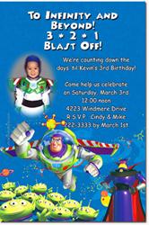 Design online, download jpg immediately DIY buzz party birthday Invitations