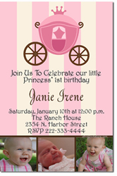 Design online, download jpg immediately DIY disney princesses party birthday Invitations