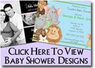 Baby Shower Designs