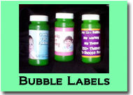 xFavor - Bubble Labels