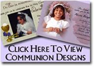 Communion Designs
