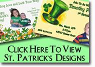 St. Patrick's Designs